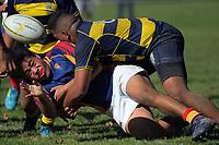 190504 1st XV Rugby - Wairarapa College v Tawa College