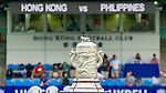 Hong Kong plays Philippines during the ARFU Asian Five Nations 2014 on April 26, 2014 at the Hong Kong Football Club in Hong Kong, China. Photo by Chung Yan / Power Sport Images