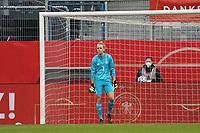 Torfrau Merle Frohms (Deutschland, Germany) - 10.04.2021 Wiesbaden: Deutschland vs. Australien, BRITA Arena, Frauen, Freundschaftsspiel