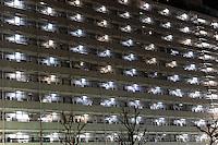 Tokyo cityscape. Tokyo is the most populated metropolitan area with 35 million people.<br /> <br /> Richard Jones  /  Sinopix