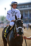 30 April 2010: Doubles Partner with Garrett Gomez wins the G2 American Turf Stakes at Churchill Downs in Louisville, Kentucky.
