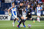 James Rodriguez of Real Madrid in action during their La Liga match between Deportivo Leganes and Real Madrid at the Estadio Municipal Butarque on 05 April 2017 in Madrid, Spain. Photo by Diego Gonzalez Souto / Power Sport Images