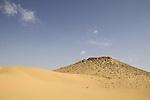 Kasuy dunes in Ovda valley