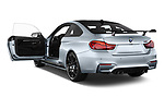Car images close up view of a 2018 BMW M4 Base 2 Door Coupe doors