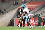 Tulane falls to Houston, 49-31, in football action at TDECU Stadium in Houston, Texas.