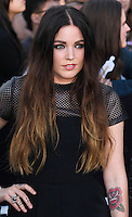 """WESTWOOD, LOS ANGELES, CA, USA - MARCH 18: Miriam Bryant at the World Premiere Of Summit Entertainment's """"Divergent"""" held at the Regency Bruin Theatre on March 18, 2014 in Westwood, Los Angeles, California, United States. (Photo by Xavier Collin/Celebrity Monitor)"""