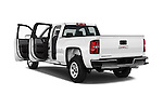 Car images of 2017 GMC Sierra-1500 Double-Cab 4 Door Pickup Doors