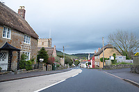 BNPS.co.uk (01202) 558833<br /> Pic: Will Dax/BNPS<br /> <br /> The speed limit on the main road in the most polluted village in England is to be permanently lowered to 30mph in a bid to improve air quality.<br /> <br /> Last year a Friends of the Earth study found Chideock in Dorset had the country's worst nitrogen dioxide levels. (99.7ug/m3)<br /> <br /> The A35 that runs through the middle of the idyllic village is a popular route to the west country for holidaymakers, with 20,000 vehicles a day using in the summer months.