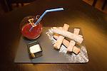 Dessert, Beverage, Carte Blanche Restaurant, Paris, France, Europe