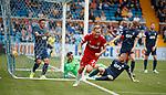 04.08.2019 Kilmarnock v Rangers: Scott Arfield celebrates his goal