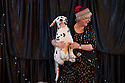 12/06/15<br /> <br /> Carolyn McDonald - Ditty with her dog<br /> <br /> Clifton Village Cabaret Night - fundraising event for Clifton School and Church held in Clifton Village Hall on Friday 12th June.<br /> <br /> The event raised £1,140.<br /> <br /> All Rights Reserved: F Stop Press Ltd. +44(0)1335 418365 www.fstoppress.com.