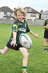 Karl Meegan at the Summer Camp in Boyne Rugby Football Club...Picture Jenny Matthews/Newsfile.ie