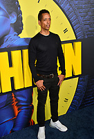 """LOS ANGELES, USA. October 15, 2019: Stephen Williams at the premiere of HBO's """"Watchmen"""" at the Cinerama Dome, Hollywood.<br /> Picture: Paul Smith/Featureflash"""