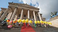 2014/09/27 Berlin | Amnesty-Flashmob gegen Folter