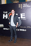 12.09,2012. Celebrities attend the presentation of the new season of  'The Hole' in Theater Caser Calderon of Madrid, with La Terremoto de Alcorcon and Alex O'Dogherty. In the image Paco Leon (Alterphotos/Marta Gonzalez)