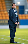 St Johnstone v Falkirk…24.07.18…  McDiarmid Park    Betfred Cup<br />Tommy Wright shouts at his players<br />Picture by Graeme Hart. <br />Copyright Perthshire Picture Agency<br />Tel: 01738 623350  Mobile: 07990 594431