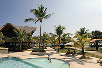 Dominikanische Republik, Pool im Punta Cana Beach Resort und Club