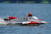 F-6 (hydro) (before the fish attack)
