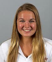 Kiley Neushul member of Stanford women's water polo team. Photo taken Tuesday, September 25, 2012. ( Norbert von der Groeben )