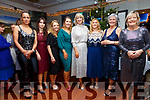 Staff from Cafe Siveen, in Cahersiveen enjoying a Christmas Part night out at the Sea Lodge in Waterville on Saturday night, pictured here l-r; Toni Osborne, Linda Roche, Rosie Walsh, Ellen Donnelly, Sheena O'Driscoll, Gail Hasell, Sue Mills & Helena Donnelly.