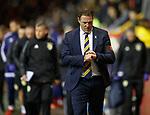 Scotland interim manager Malky Mackay