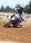 Richard Spencer 8-11 years 85cc. New Zealand Motocross Age Group Nationals, TECT All Terrain Park, Bay of Plenty, Sunday 7 February 2021. Photo: Simon Watts/www.bwmedia.co.nz