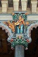 Indien, Bombay (Mumbai), Säule des Jaintempels