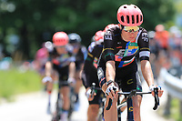 26th May 2021; Canazei, Trentino, Italy; Giro D Italia Cycling, Stage 17 Canazei to Sega Di Ala ; EFN EF EDUCATION – NIPPO USA rider