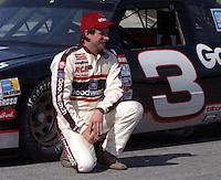 Dale Earnhardt Daytona 500 at Daytona International Speedway on February 19, 1989.  (Photo by Brian Cleary/www.bcpix.xom)