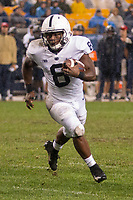 Penn State running back Mark Allen. The Penn State Nittany Lions defeated the Pitt Panthers 51-6 on September 08, 2018 at Heinz Field in Pittsburgh, Pennsylvania.