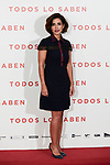 Inma Cuesta attends to 'Todos lo Saben' film photocall at Urso Hotel in Madrid, Spain. September 12, 2018. (ALTERPHOTOS/A. Perez Meca)