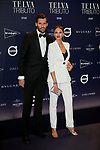 """Helen Lindes and Rudy Fernandez attends to  """"TELVA Tributo. Una cronica de moda. Coleccion Naty Abascal"""" at Royal Academy of Fine Arts of San Fernando in Madrid, Spain. October 09, 2018. (ALTERPHOTOS/A. Perez Meca)"""