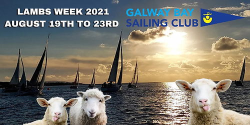 Lambs Week features sailing around the Aran Islands with stopovers in Rossaveal, Kilronan and Roundstone.