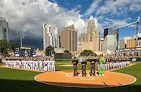 USA Baseball v. Cuba Baseball Ferderation BB&T Ballpark
