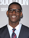 Kofi Siriboe at The Lionsgate Premiere of ABDUCTION  held at The Grauman's Chinese Theatre in Hollywood, California on September 15,2011                                                                               © 2011 DVS/ Hollywood Press Agency