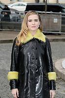 Zoey DEUTCH - Show Miu Miu - Paris Fashion Week Womenswear Fall/Winter 2017/2018 - France