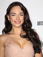 HOLLYWOOD, LOS ANGELES, CA, USA - JUNE 09: Emanuela Postacchini at the Los Angeles Premiere Of Sony Pictures Classics' 'Third Person' held at the Linwood Dunn Theater at the Pickford Center for Motion Study - Academy of Motion Picture Arts and Sciences on June 9, 2014 in Hollywood, Los Angeles, California, United States. (Photo by Celebrity Monitor)