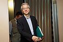 Commissionar to the IWC Joji Morishita at FCCJ