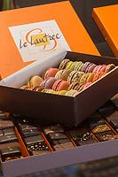 Europe/France/Auvergne/63/Puy de Dome/Clermont-Ferrand:  Chocolats et macarons  chez Claude Déat, Chocolatier-Pâtissier: Le Lautrec
