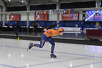 SPEEDSKATING: Calgary, The Olympic Oval, 07-02-2020, ISU World Cup Speed Skating, 3000m Ladies Division A, Antoinette de Jong (NED), ©foto Martin de Jong