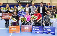 17-12-11, Netherlands, Rotterdam, Topsportcentrum, alle prijswinnaars