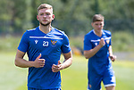 St Johnstone players back for the first day of training at McDiarmid Park in preparation for the 2019-2020 season…25.06.19<br />Pictured Liam Gordon<br />Picture by Graeme Hart.<br />Copyright Perthshire Picture Agency<br />Tel: 01738 623350  Mobile: 07990 594431