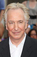 Alan Rickman, 2011, Photo By John Barrett/PHOTOlink