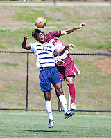 The College of Charleston Cougars played the  Georgia Southern Eagles in The Manchester Cup on April 5, 2014.  The Cougars won 2-0.  Hugo Coicaud (17)