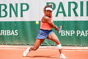 Tennis: French Open tennis tournament