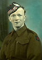20040519    Copyright Pic: James Stewart.File Name : jspa02_archie_fleming.COLLECT PIC OF WAR VETERAN ARCHIE FLEMING.... PIC TAKEN DURING HIS POSTING WITH THE 1ST ARMY, 78TH DIVISION.......James Stewart Photo Agency 19 Carronlea Drive, Falkirk. FK2 8DN      Vat Reg No. 607 6932 25.Office     : +44 (0)1324 570906     .Mobile  : +44 (0)7721 416997.Fax         :  +44 (0)1324 570906.E-mail  :  jim@jspa.co.uk.If you require further information then contact Jim Stewart on any of the numbers above.........