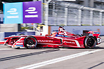 Jerome d'Ambrosio of Belgium from DRAGON  competes in the Formula E Non-Qualifying Practice 2 during the FIA Formula E Hong Kong E-Prix Round 1  at the Central Harbourfront Circuit on 02 December 2017 in Hong Kong, Hong Kong. Photo by Marcio Rodrigo Machado / Power Sport Images