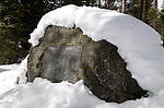 FB 387  Donner Memorial State Park  5x7 postcard