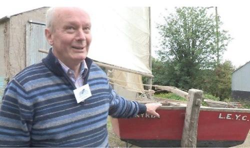 Fred Ternan of Lough Erne Heritage