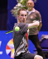 17-12-10, Tennis, Rotterdam, Reaal Tennis Masters 2010,     Mark de Jong